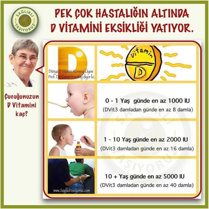 d vitamini canan karatay ile ilgili görsel sonucu
